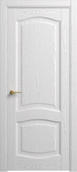 Межкомнатная дверь Софья Classic Ясень белый эмаль структурированная 35.64