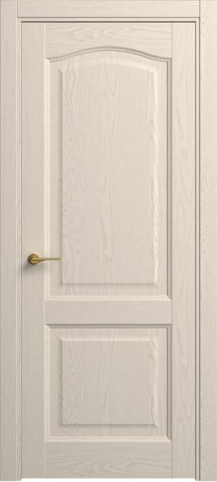 Межкомнатная дверь Софья Classic Ясень бежевый, эмаль структурированная 43.63