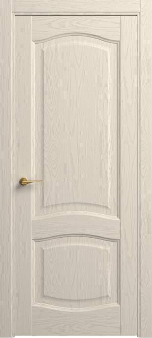 Межкомнатная дверь Софья Classic Ясень бежевый, эмаль структурированная 43.64