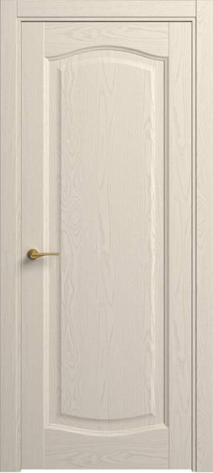 Межкомнатная дверь Софья Classic Ясень бежевый, эмаль структурированная 43.65