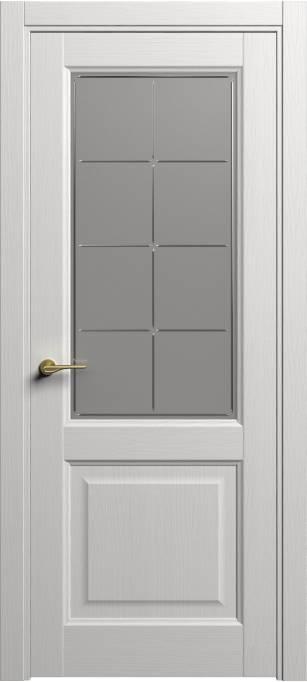 Межкомнатная дверь Софья Classic Ваниль, кортекс 50.152