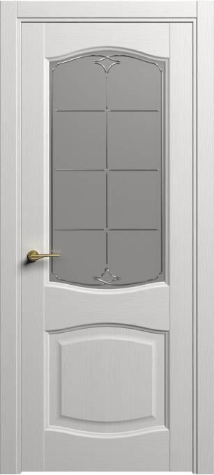 Межкомнатная дверь Софья Classic Ваниль, кортекс 50.57