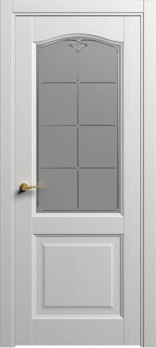 Межкомнатная дверь Софья Classic Ваниль, кортекс 50.53