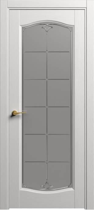 Межкомнатная дверь Софья Classic Ваниль, кортекс 50.55
