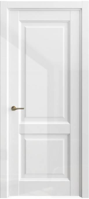Межкомнатная дверь Sofia Classic Белый лак акрилат, глянцевый 78.162