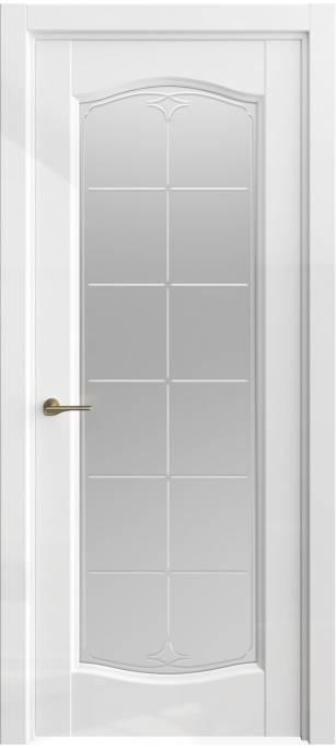 Межкомнатная дверь Sofia Classic Белый лак акрилат, глянцевый 78.55
