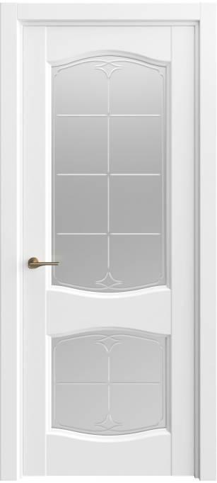 Межкомнатная дверь Sofia Classic Белый лак акрилат, матовый 78.147