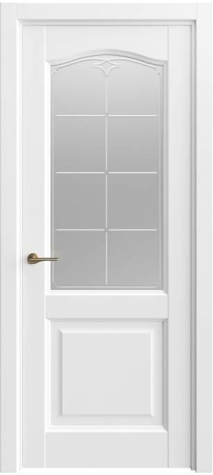 Межкомнатная дверь Sofia Classic Белый лак акрилат, матовый 78.53