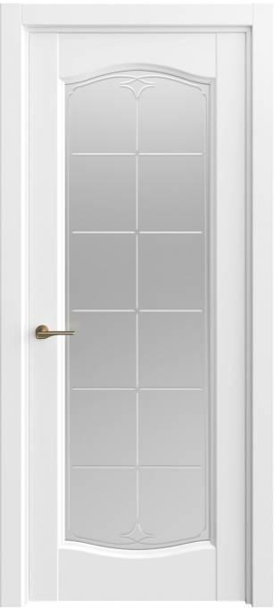 Межкомнатная дверь Sofia Classic Белый лак акрилат, матовый 78.55