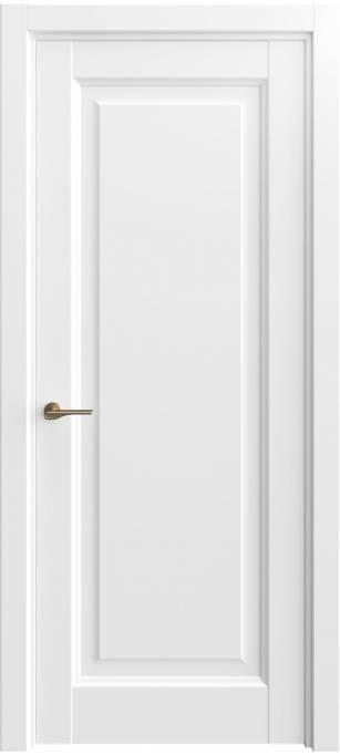 Межкомнатная дверь Sofia Classic Белый лак акрилат, матовый 78.61