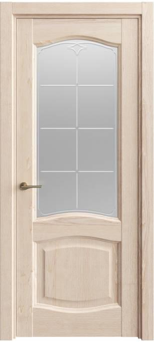 Межкомнатная дверь Sofia Classic Выбеленный дуб, шпон 81.54