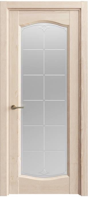 Межкомнатная дверь Sofia Classic Выбеленный дуб, шпон 81.55
