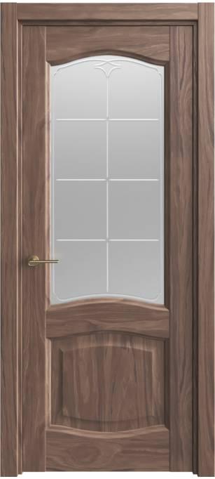 Межкомнатная дверь Sofia Classic Орех, шпон 88.54