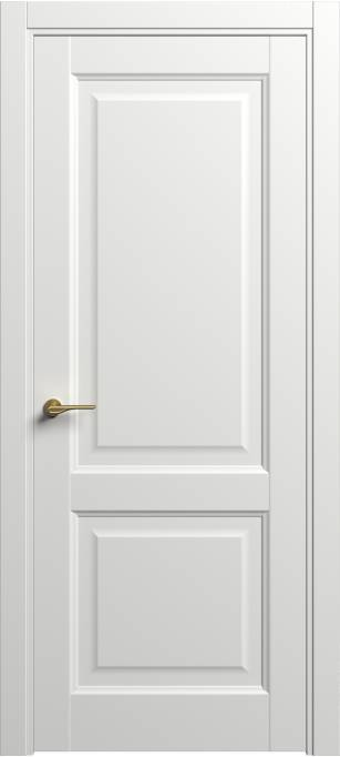 Межкомнатная дверь Софья Classic Белый шелк 90.162