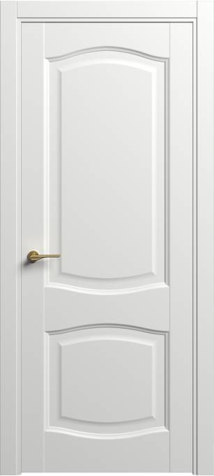Межкомнатная дверь Софья Classic Белый шелк 90.167