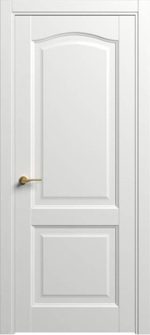Межкомнатная дверь Софья Classic Белый шелк 90.63