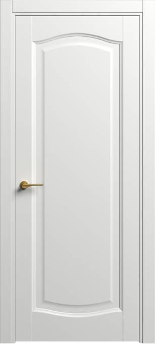 Межкомнатная дверь Софья Classic Белый шелк 90.65