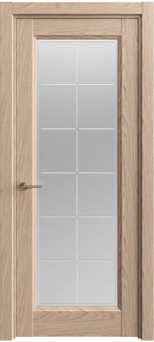 Межкомнатная дверь Sofia Classic Дуб классический шпон брашированный 91.51