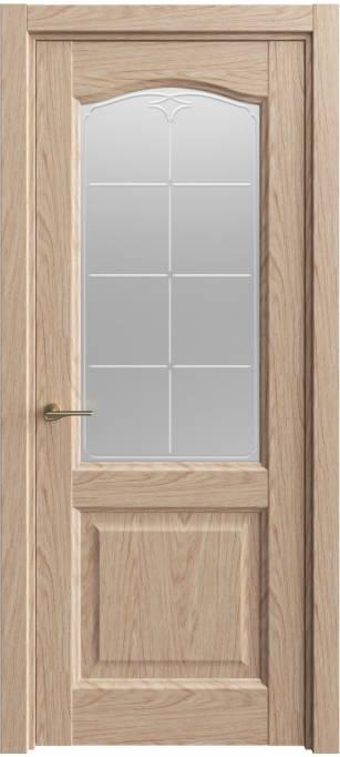 Межкомнатная дверь Sofia Classic Дуб классический шпон брашированный 91.53