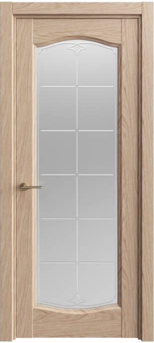 Межкомнатная дверь Sofia Classic Дуб классический шпон брашированный 91.55