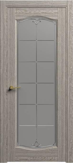 Межкомнатная дверь Софья Classic Хипстер, tweed кортекс 145.55