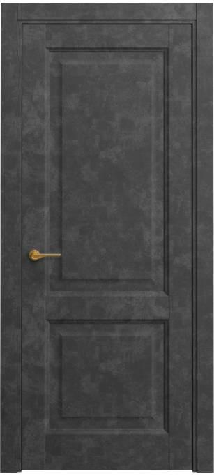 Межкомнатная дверь Sofia Classic Темный бетон, кортекс 231.162
