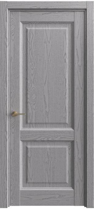 Межкомнатная дверь Sofia Classic Ясень дымчатый, эмаль структурированная 302.162