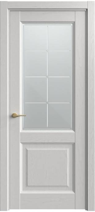 Межкомнатная дверь Sofia Classic Кашемировый ясень, эмаль структурированная 309.152