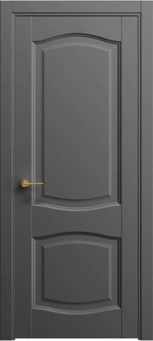 Межкомнатная дверь Софья Classic Грифельный шелк 331.167