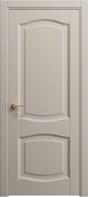 Межкомнатная дверь Софья Светло-серый шелк 332.167