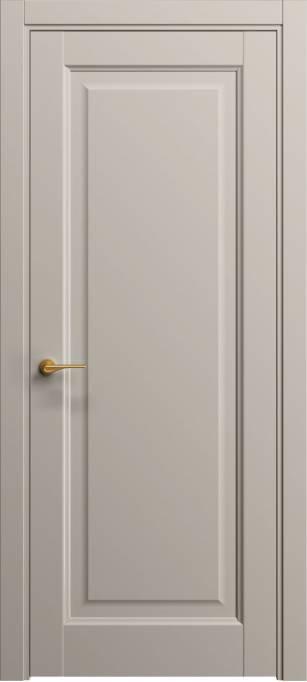 Межкомнатная дверь Софья Светло-серый шелк 332.61
