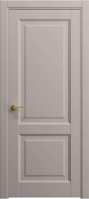 Межкомнатная дверь Софья Classic Пепельно-розовый шелк 333.162