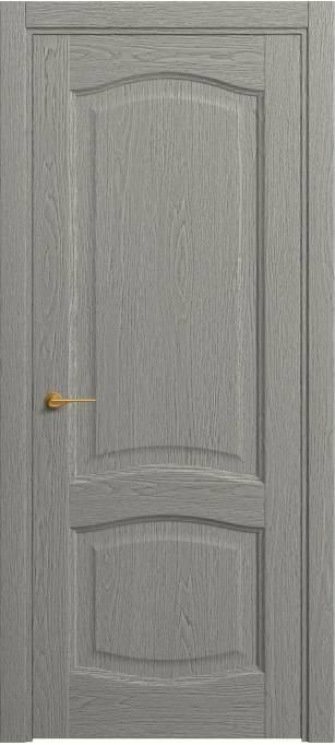 Межкомнатная дверь Sofia Classic Серый дуб, натуральный шпон 380.64