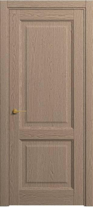 Межкомнатная дверь Софья Classic Песочный дуб, натуральный шпон 381.162