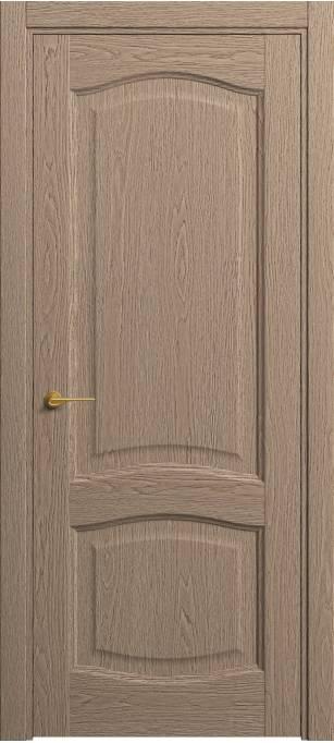 Межкомнатная дверь Sofia Classic Песочный дуб, натуральный шпон 381.64