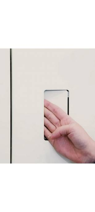 Дизайнерская дверная Ручка Invisible