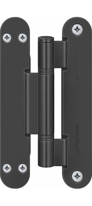Петли накладные Simonswerk S-24-01 СМ