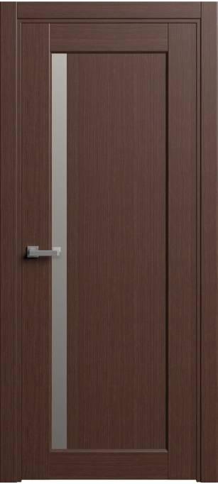 Межкомнатная дверь Софья Light Венге 06.10