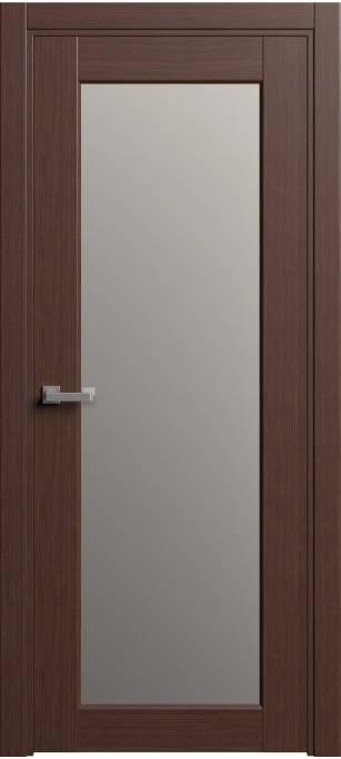Межкомнатная дверь Софья Light Венге 06.105