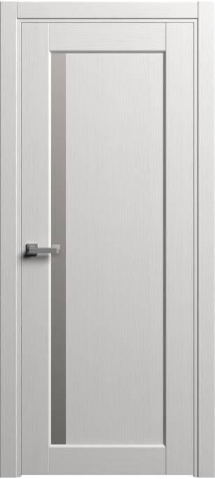 Межкомнатная дверь Софья Light Ваниль, кортекс 50.10
