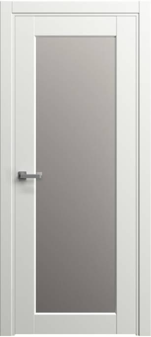 Межкомнатная дверь Софья Light белый лак, матовый 78.105