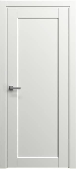 Межкомнатная дверь Софья Light белый лак, глянцевый 78.106