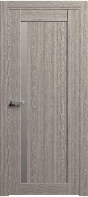 Межкомнатная дверь Софья Light Tweed, кортекс 145.10