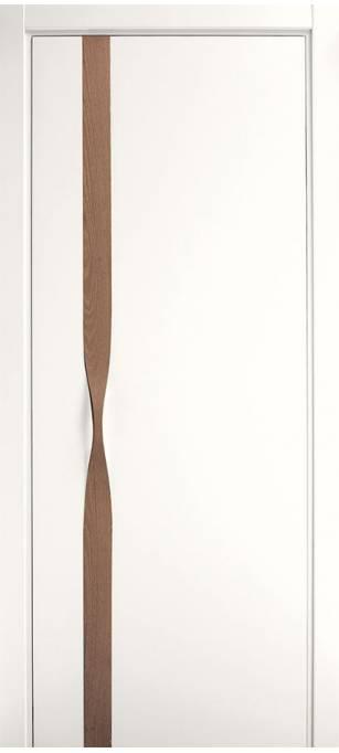 Межкомнатная дверь Софья Manigliona белый лак, акрилат 78ОН.91