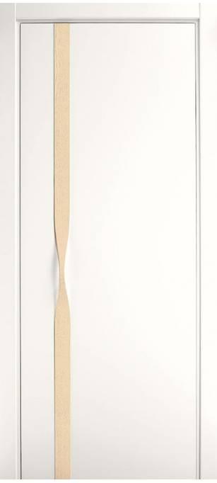 Межкомнатная дверь Софья Manigliona белый лак, акрилат 78ЯН.91