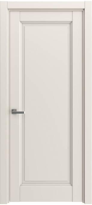 Межкомнатная дверь Elegant Milky, монохромный кортекс 391.39