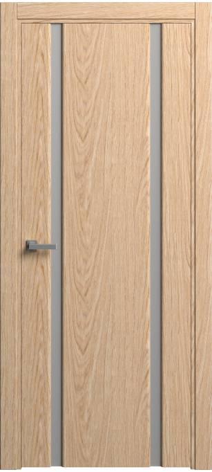 Межкомнатная дверь Sofia Original Дуб классический. шпон брашированный 91.02