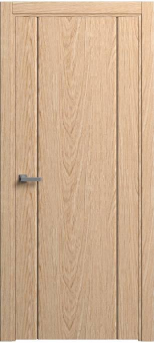Межкомнатная дверь Sofia Original Дуб классический. шпон брашированный 91.03