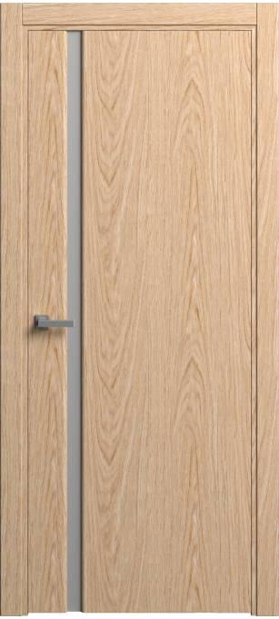 Межкомнатная дверь Софья Original Дуб классический. шпон брашированный 91.04