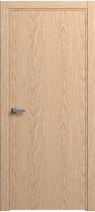 Межкомнатная дверь Sofia Original Дуб классический. шпон брашированный 91.07